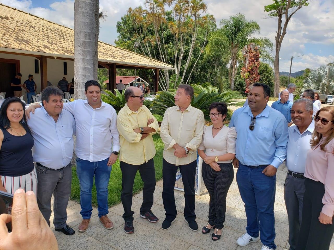 ADCAP Minas encontra-se com presidenciável Álvaro Dias