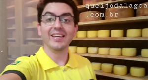 Produtores de queijo do Sul de Minas elogiam os Correios