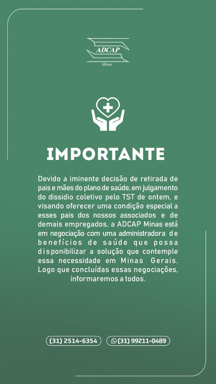 ADCAP Minas firma parceria para soluções de saúde para pais de empregados dos Correios