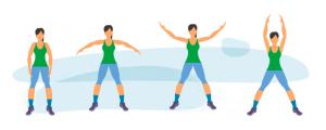 Dicas para o isolamento – atividades físicas em casa