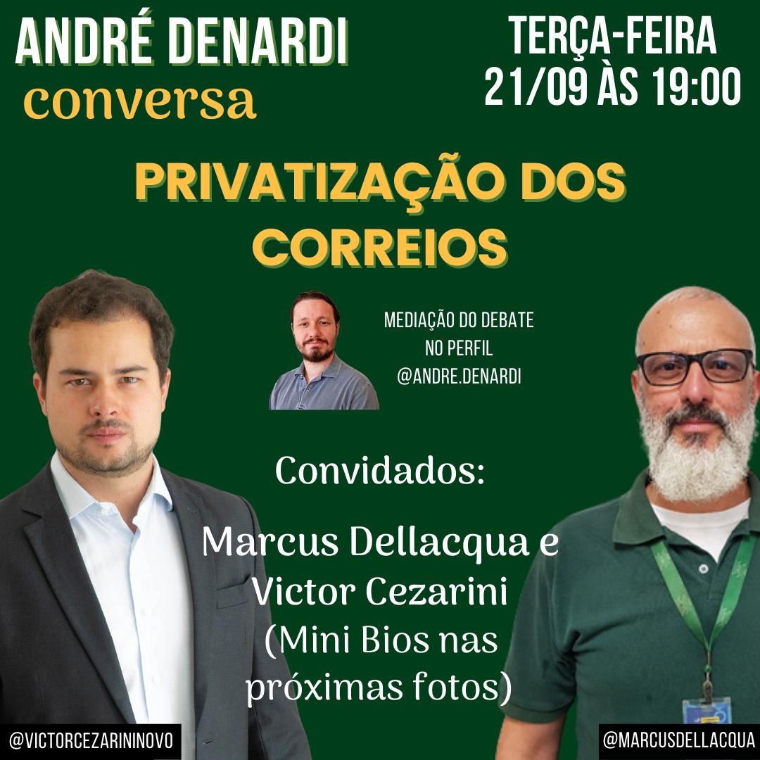 You are currently viewing Atenção! Live sobre a privatização com o presidente da ADCAP Minas será no dia 21/09